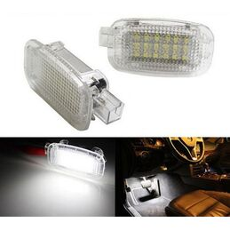 LUZ CORTESIA INTERIOR LED MERCEDES