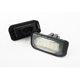 LED MATRICULA MERCEDES W203 SEDAN 4 PUERTAS