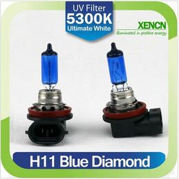H11 55W LUZ BLANCA EFECTO XENON (2 unidades)