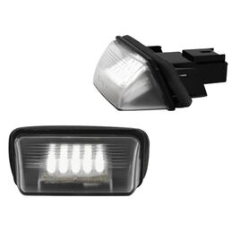 LED MATRICULA PEUGEOT / CITROEN