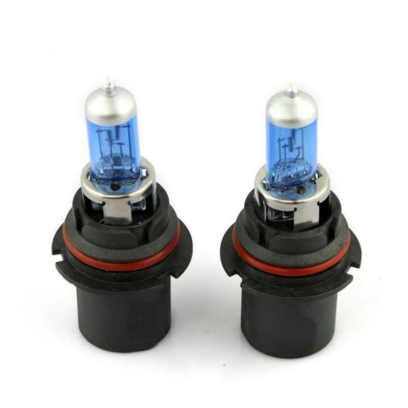 HB5 9007 55W LUZ BLANCA EFECTO XENON (2 Unidades)
