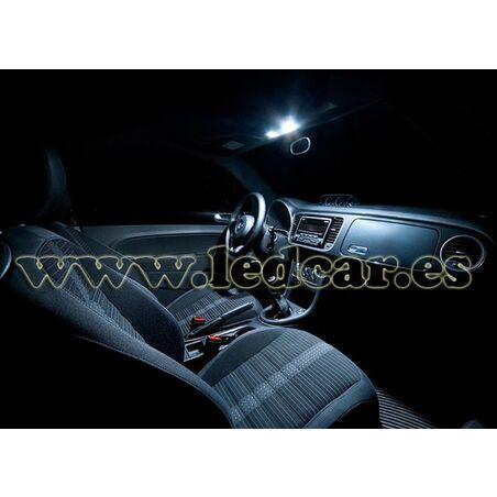 PACK LUCES DE POSICION LED MERCEDES CLASE C W204 (PESTAÑAS)