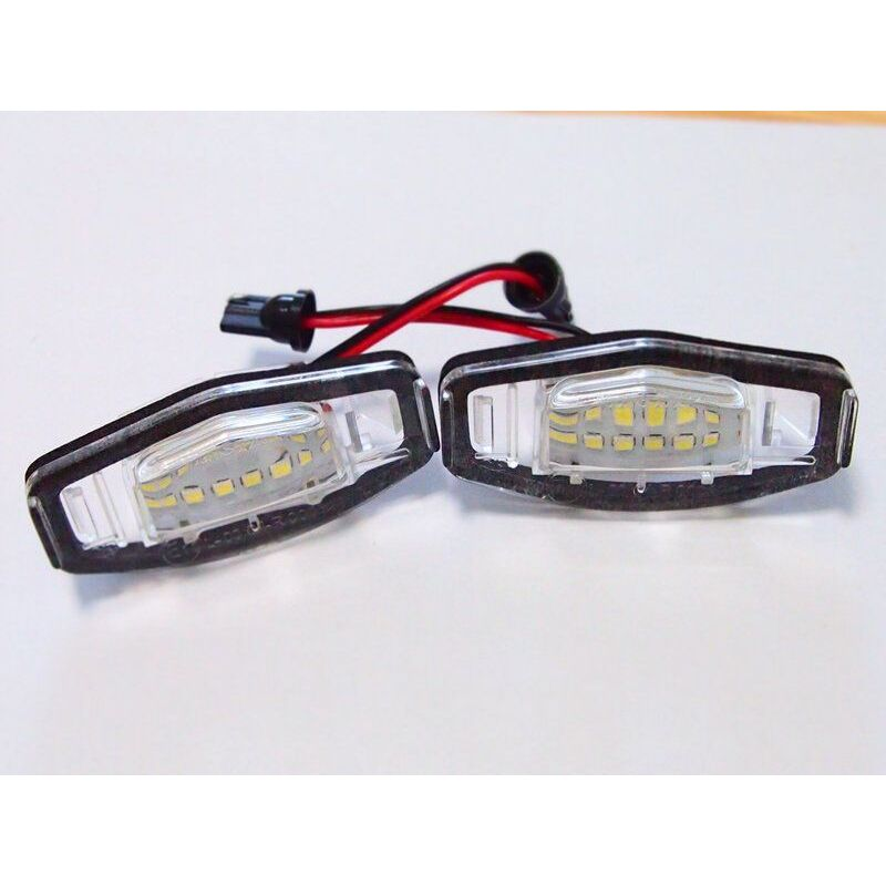 LED MATRICULA HONDA (TIPO 2)