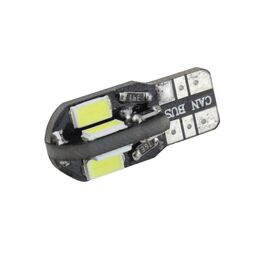 W5W CANBUS T10 8 LED SMD 5730