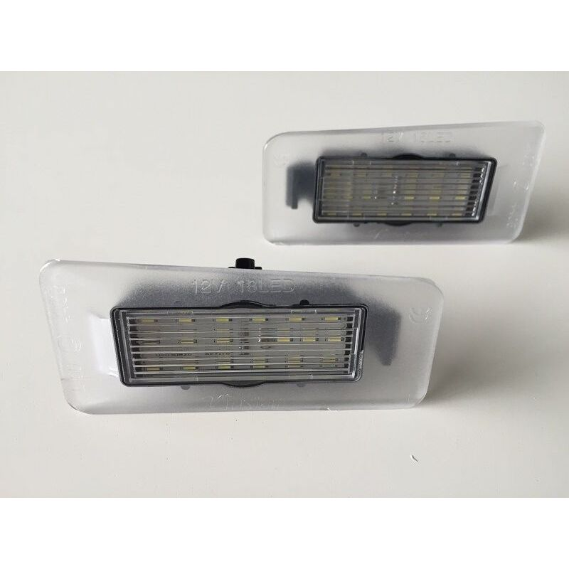 LED MATRICULA HYUNDAI / KIA