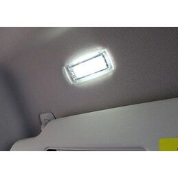 LUZ CORTESIA PARASOLES LED VW / SKODA / SEAT