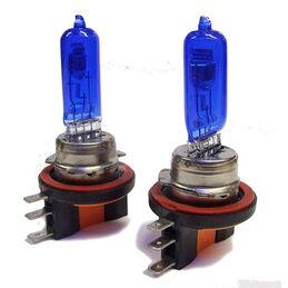 H15 55W LUZ BLANCA EFECTO XENON (2 unidades)