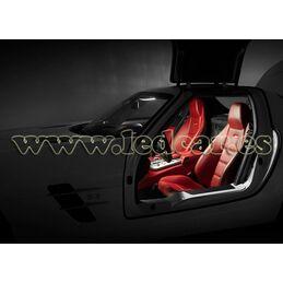 Pack LEDs MERCEDES SLS AMG