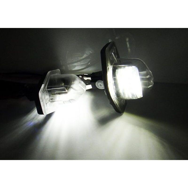 LED MATRICULA HONDA (TIPO 1)