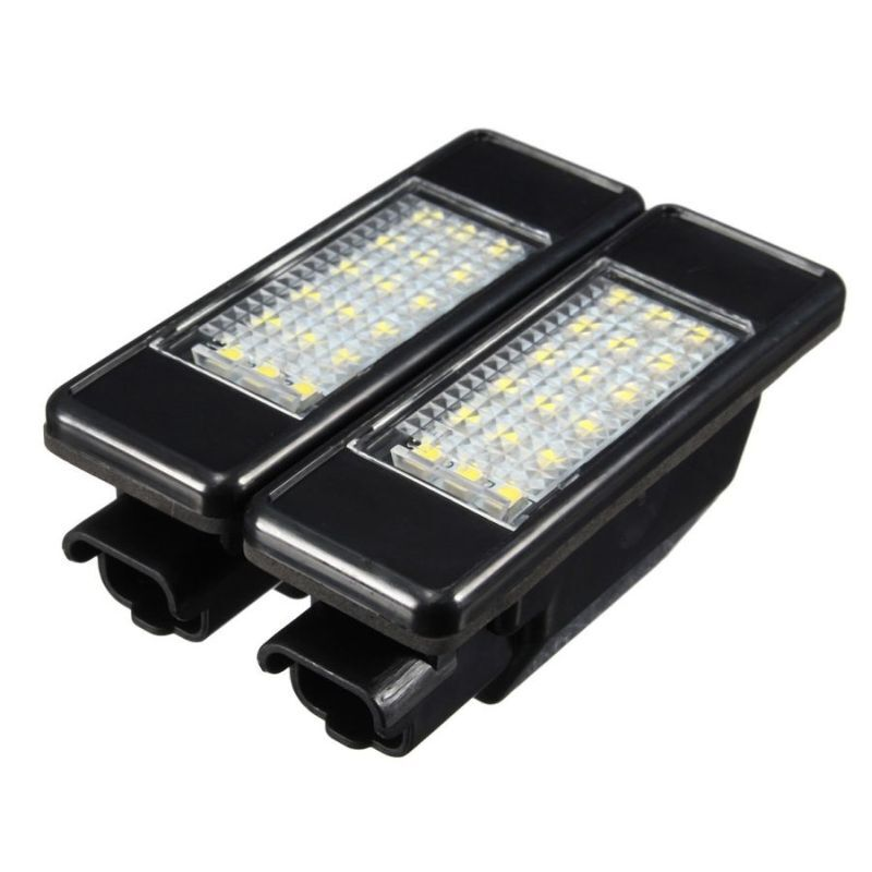 LED MATRICULA PEUGEOT / CITROEN (TIPO 2)