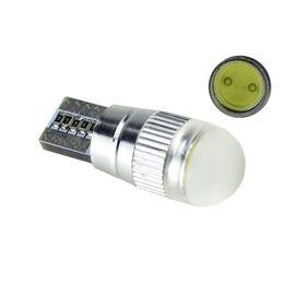 T10 W5W 1 LED COB 5W CON LENTE