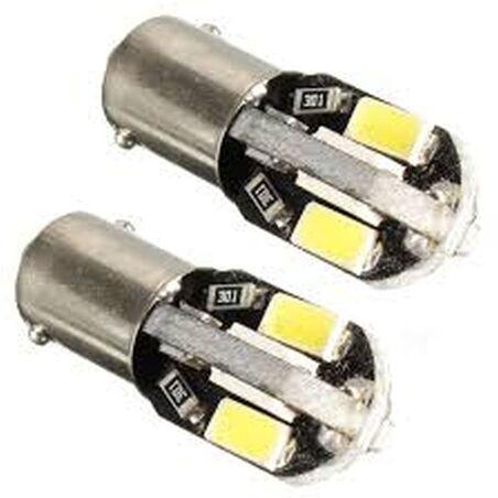 BA9S CANBUS 8 LED 5730 SMD
