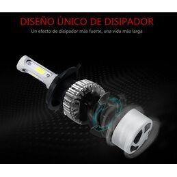 HIR2 9012 LEDCAR Headlight 72W 8000lm