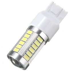 T20 W21/5W 7443 33 LEDS SMD 5730 (DOBLE POLO)