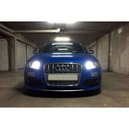 KIT LUZ DIURNA LED AUDI A3 8P