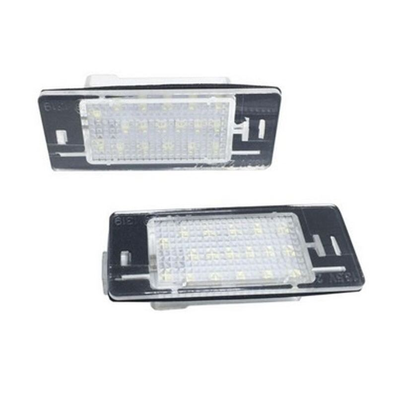 LED MATRICULA OPEL (TIPO 2)