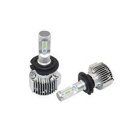 H4 V1 Flip chip LED Car Headlight 72W 8000lm