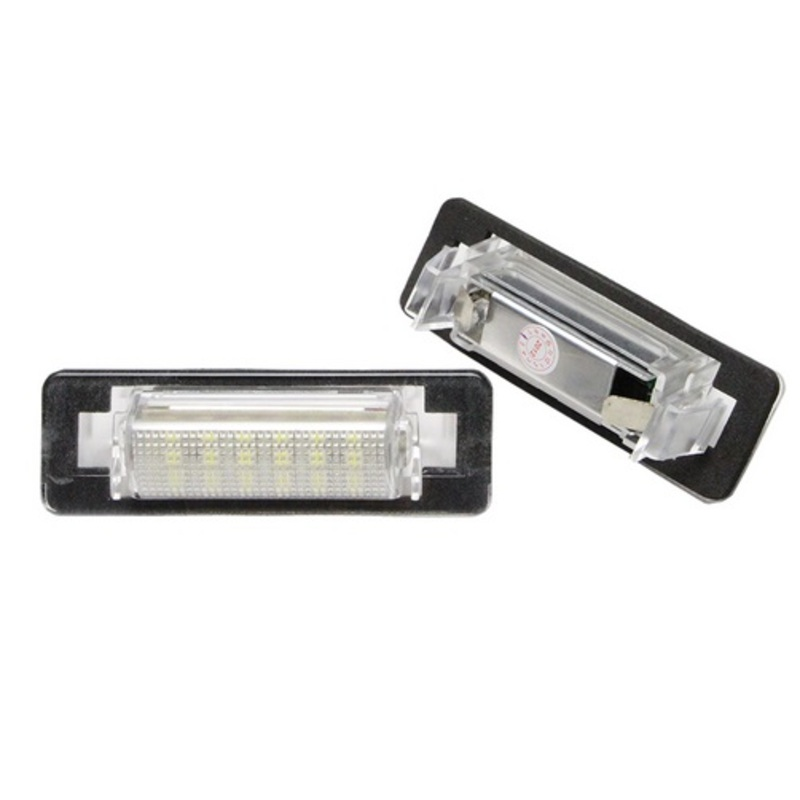 LED MATRICULA MERCEDES  W202, W210