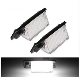 LED MATRICULA BMW E36 (1992-1998)