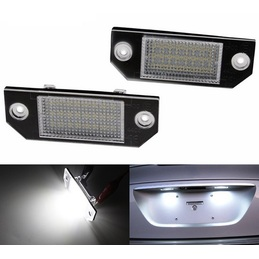 LED MATRICULA FORD FOCUS