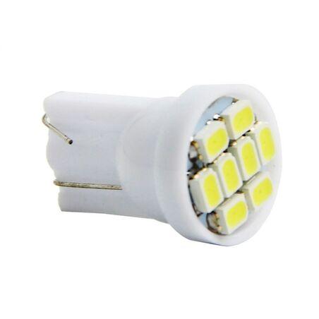 T10 W5W 8 LED SMD