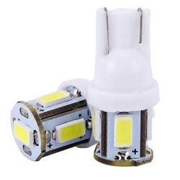 W5W T10 5 LED SMD 5730