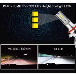 Pack LEDs SEAT ALTEA
