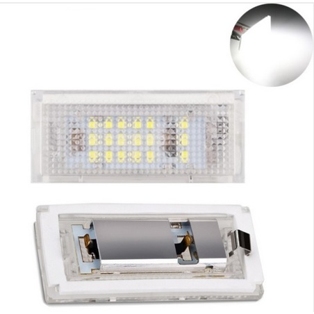 LED MATRICULA BMW E46 BERLINA (1998-2007)