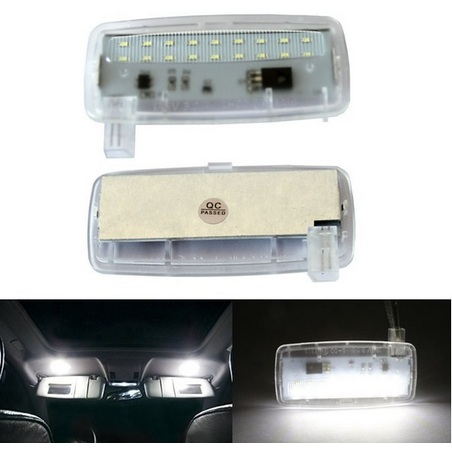 LED PARASOLES BMW (TIPO 3)