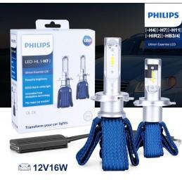 H4 PHILIPS 32W 6000K (2...