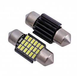 C5W FESTOON 4 LED SMD  31 MM