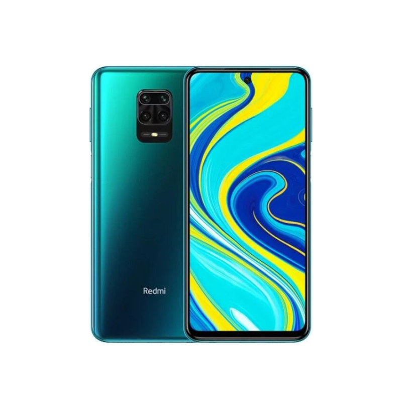 Redmi Note 9S Azul Aurora