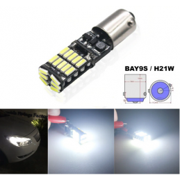 H21W BAY9S CANBUS 26 LED...