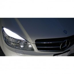 PACK LUCES DE POSICION LED MERCEDES CLASE C W204