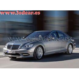 Pack de leds Mercedes Clase S