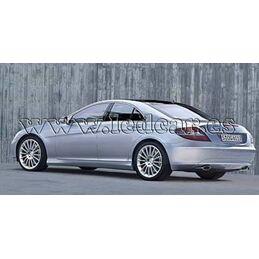 Pack de leds Mercedes Clase E