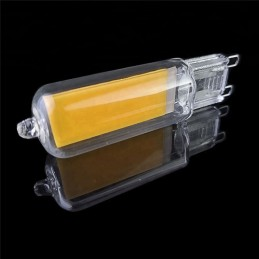 Bombilla LED G9 de vidreo...