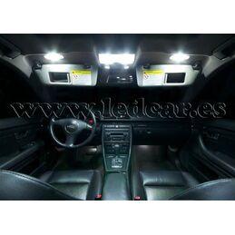 Pack LEDs AUDI A4 B6...