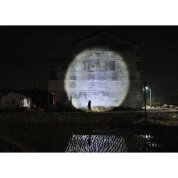 LINTERNA LED 2000 Lumens !!!