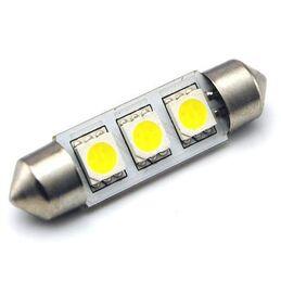 C5W FESTOON 3 LED SMD 36/39 MM