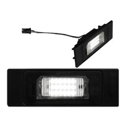 LED MATRICULA BMW (TIPO 2)