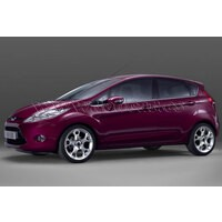 luces led Ford Fiesta