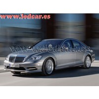 luces led Mercedes-Benz Clase S