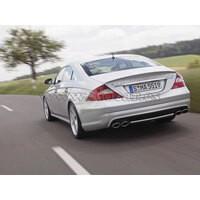 luces led Mercedes-Benz CLS