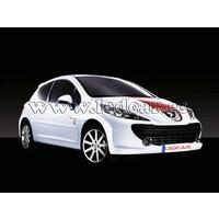 luces led Peugeot 207