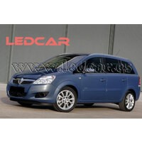 luces led Opel Zafira