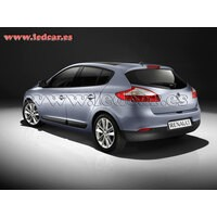luces led Renault Megane