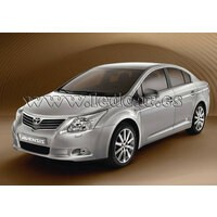 luces led Toyota Avensis