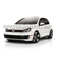 luces led Volkswagen Golf