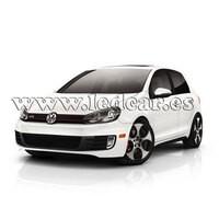 luces led Volkswagen Golf